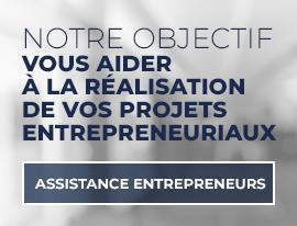 Assistance entrepreneurs