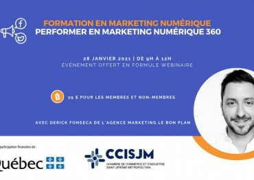 Performer en marketing numérique 360